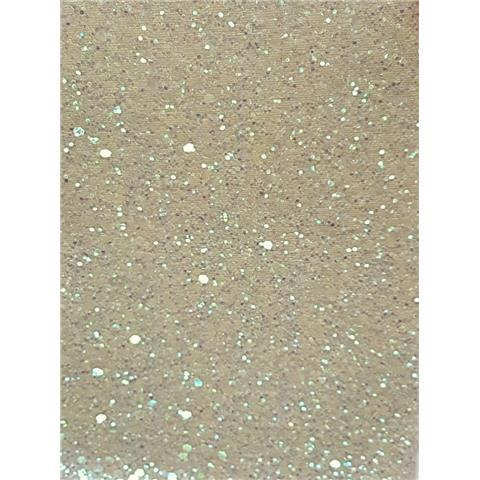 GLITTER BUG DECOR JAZZ sample GLj69 ivory iris