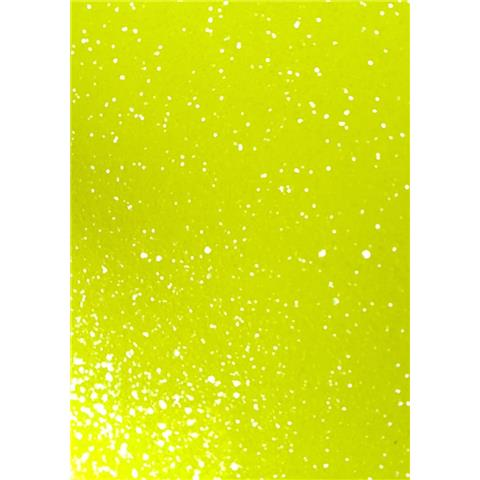 GLITTER BUG DECOR JAZZ neon WALLPAPER GLn01 yellow