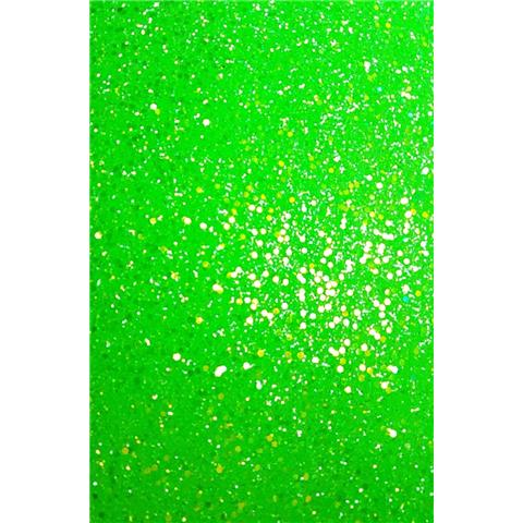 GLITTER BUG DECOR JAZZ neon WALLPAPER GLn24 green iris