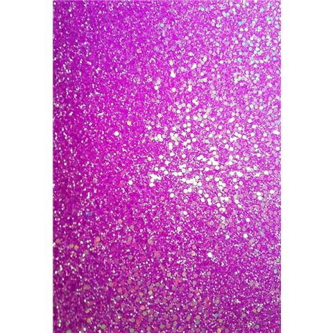 GLITTER BUG DECOR JAZZ neon WALLPAPER GLn27 purple iris