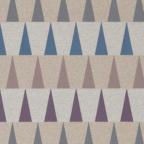 Harlequin Tresillo Vinyl Wallpaper Azul 111446