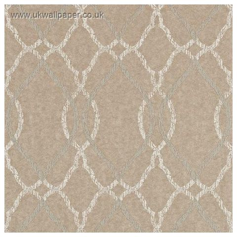 Harlequin Leonida Glass Beaded Wallpaper-Comice 110608 Mocha