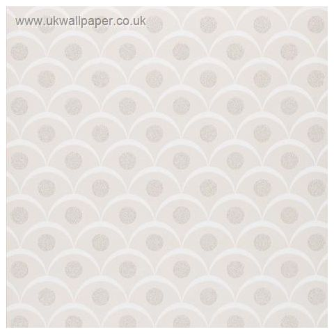 Harlequin Leonida Glass Beaded Wallpaper-Demi 110611 Pearl