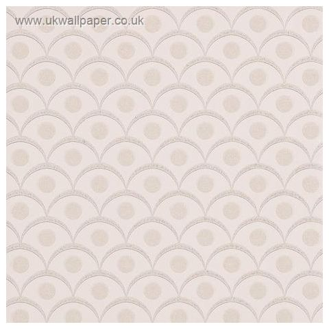 Harlequin Leonida Glass Beaded Wallpaper-Demi 110613 Blush