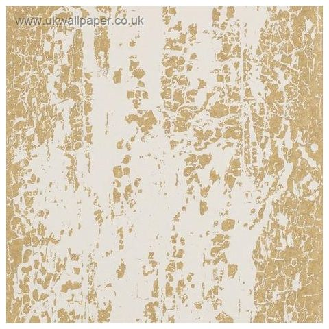 Harlequin Leonida Wallpaper-Eglomise 110622 Gold