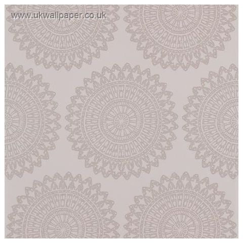 Harlequin Leonida Wallpaper-Medina 110626 Mercury
