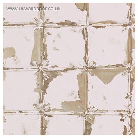 Harlequin Leonida Foil Wallpaper-Akoa 110644 Rose Quartz