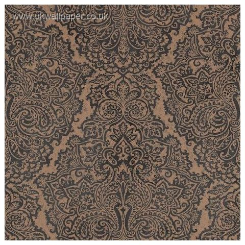 Harlequin Leonida Wallpaper-Aurelia 110645 Granite