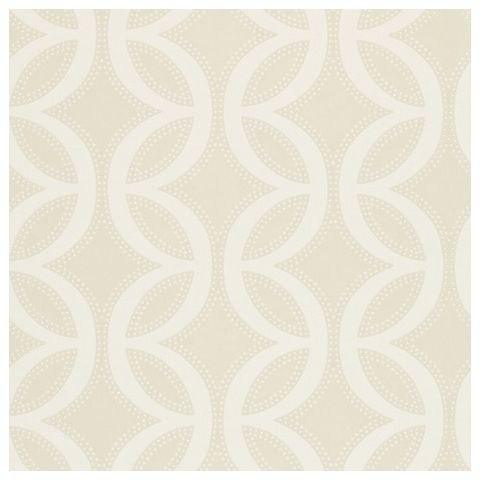 Harlequin Poetica Wallpaper-Caprice 110595 Colour:-Chalk and Stone