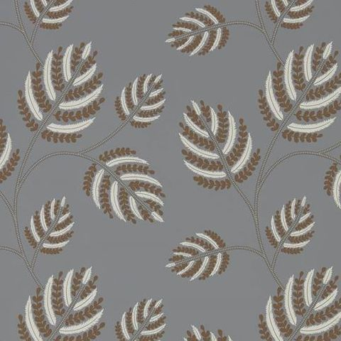 Harlequin Paloma Wallpaper-Marbelle 111891 French Grey/Brass