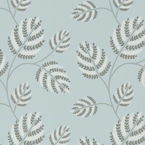 Harlequin Paloma Wallpaper-Marbelle 111892 Seaglass/Silver