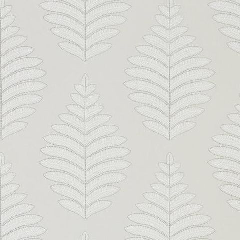 Harlequin Paloma Wallpaper-Lucielle 111898 Linen/Silver