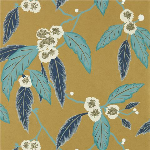 HARLEQUIN SALINAS WALLPAPER coppice 112133