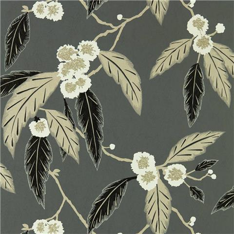 HARLEQUIN SALINAS WALLPAPER coppice 112136