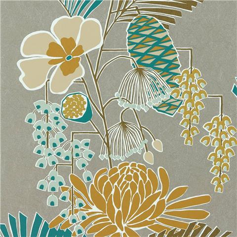HARLEQUIN SALINAS WALLPAPER salon 112151