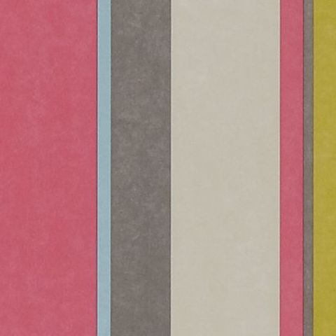 Harlequin Statement Walls Wallpaper-Bella Stripe 110949