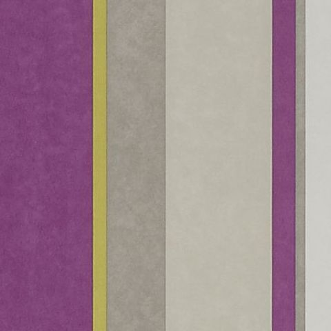 Harlequin Statement Walls Wallpaper-Bella Stripe 110950
