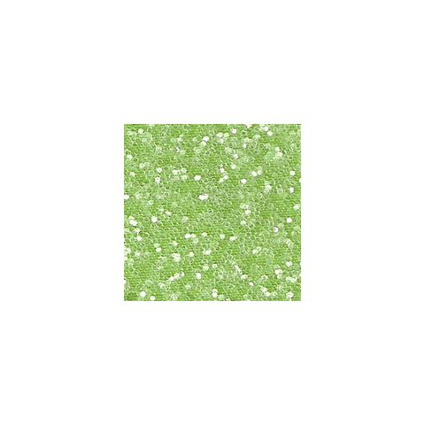 Glitter Decor Jazz GLJ51 Clear Lime Green 1-24 metre rate