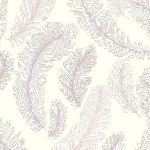 Grandeco Yasmine Feather Wallpaper RE2001Mauve