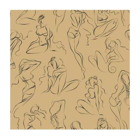 York Risky Business 2 Wallpaper Barely There RY2737