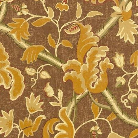 TThibaut Anniversary Demark Wallpaper T6031 Brown