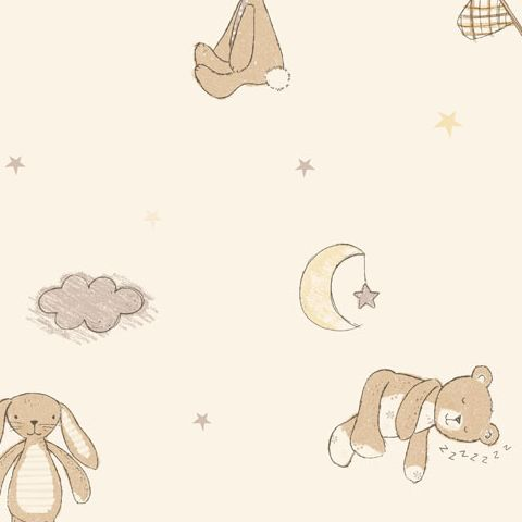 Imagine Fun Wallpaper-Bear Hugs 667401