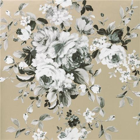 Clarke & Clarke Colony Wallpaper Emeline floral W0081-03