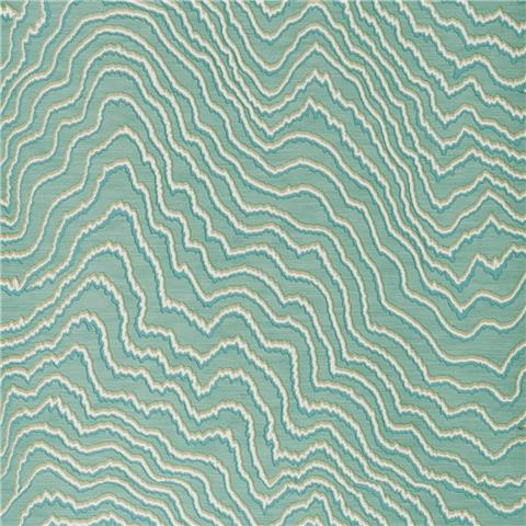 CLARKE & CLARKE COLONY WALLPAPER fiji wave W0082-05
