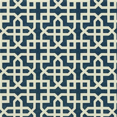 CLARKE & CLARKE COLONY WALLPAPER monserrat trellis W0084-03