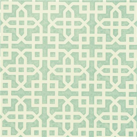 CLARKE & CLARKE COLONY WALLPAPER monserrat trellis W0084-04