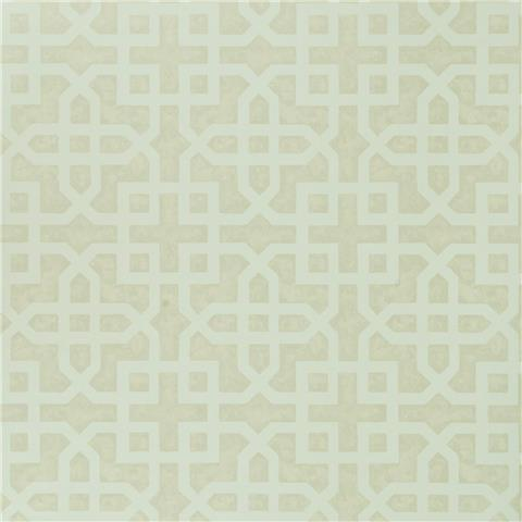 CLARKE & CLARKE COLONY WALLPAPER monserrat trellis W0084-05