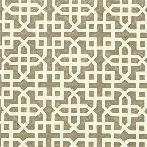 CLARKE & CLARKE COLONY WALLPAPER monserrat trellis W0084-06