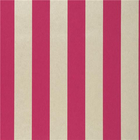CLARKE & CLARKE COLONY WALLPAPER nevis stripe W0085-07