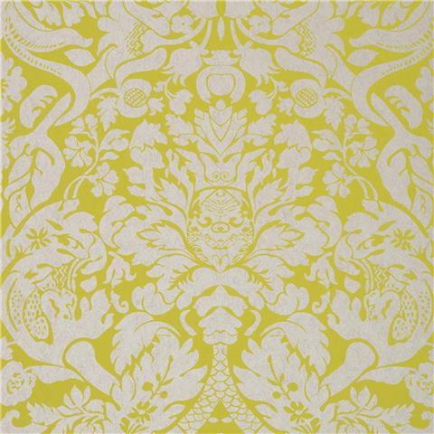 CLARKE & CLARKE COLONY WALLPAPER valentina damask W0088-01