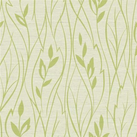 York Designer Series Dazzling Dimensions Wallpaper-Leaf Silhouette Y6200801 Bright Gold