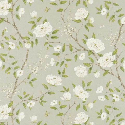 Zoffany Woodville Wallpaper-Romeys Garden ZWOO311333