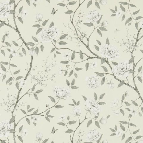Zoffany Woodville Wallpaper-Romeys Garden ZWOO311335
