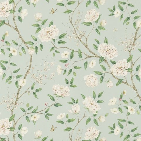 Zoffany Woodville Wallpaper-Romeys Garden ZWOO311336