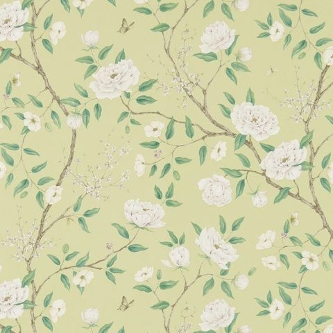 Zoffany Woodville Wallpaper-Romeys Garden ZWOO311337