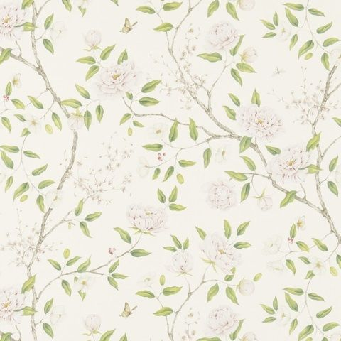 Zoffany Woodville Wallpaper-Romeys Garden ZWOO311338