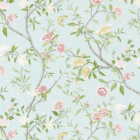 Zoffany Woodville Wallpaper-Nostell Priory ZWOO311421
